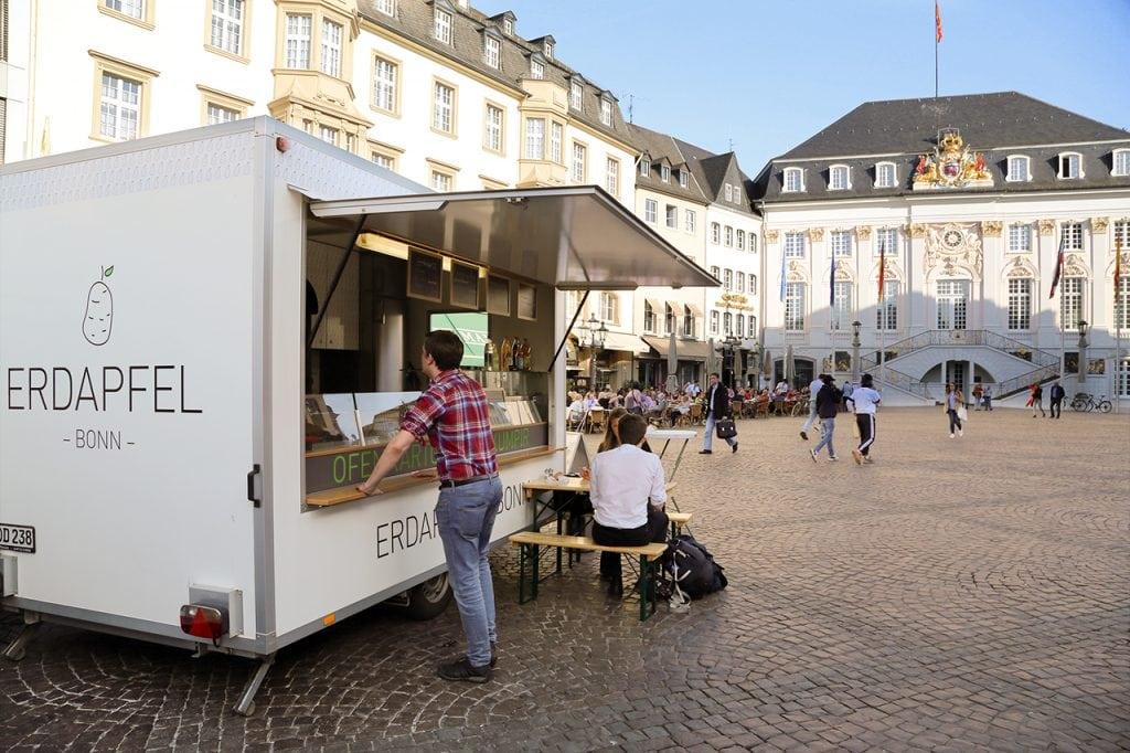 Erdapfel Bonn Foodtruck